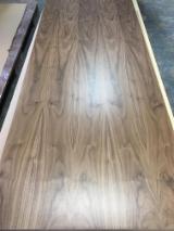 Plywood Supplies - 915x2135mm UV Black Walnut Plywood