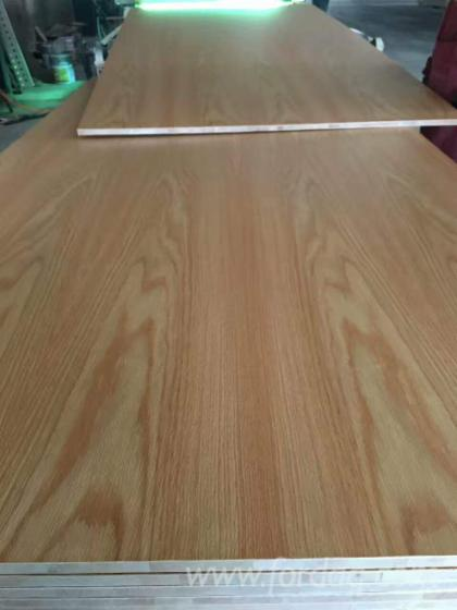 18mm-UV-Red-Oak-Plywood-with-Eucalyptus
