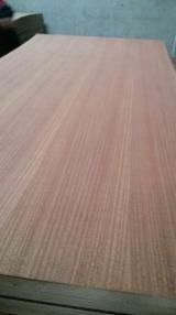 Plywood Supplies - 18 mm Sapelli Veneered Fancy Plywood