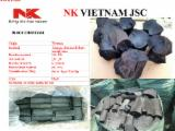 Energie- und Feuerholz - ISO-14001 Kastanie, Eukalyptus, Eiche  Holzkohle 3-7 cm