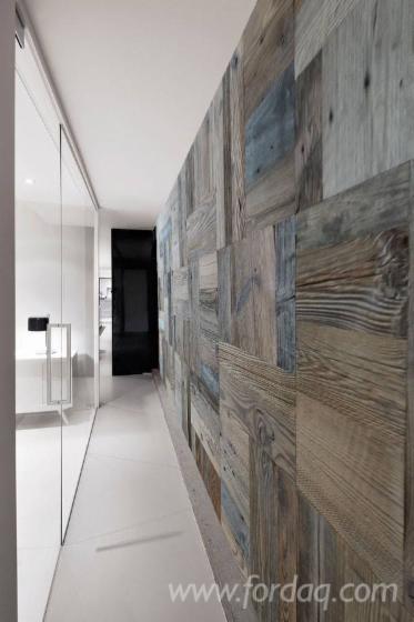 Paneles Para Pared Interior Lambriz Abeto Italia En Venta - Paneles-para-paredes-interiores