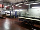 null - MONGUZZI VENEER PACKS CUTTING + GLUING + FANNING COMPLETE AUTOMATIC LINE