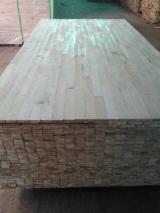 Massivholzplatten Indonesien - 1 Schicht Massivholzplatten, Albizia Falcata