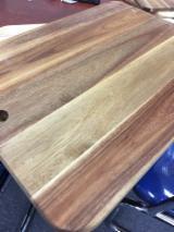 Wood Components - Acacia Cutting Board/Wooden Chopping Board 33x24x1.2 cm