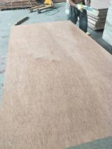null - Fuma Veneered Commercial Plywood, 5 mm thick