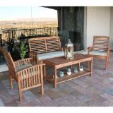 Wholesale Garden Furniture - Buy And Sell On Fordaq - Acacia Garden Chairs