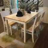 Dining Room Furniture - Rubberwood Dining Room Sets
