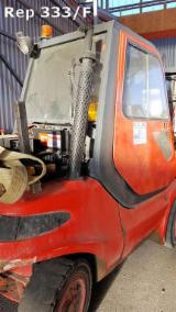 Used FENWICK-LNDE H40 1995 Front Stacker For Sale France