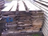 Laubholz  Blockware, Unbesäumtes Holz Deutschland - 32mm Esche BC