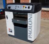 Holzbearbeitungsmaschinen Spanien - Gebraucht Paoloni SP53N 2004 Abrichthobelmaschine Zu Verkaufen Spanien