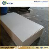 E0 Glue 15mm Bleach Poplar Plywood For Decoration