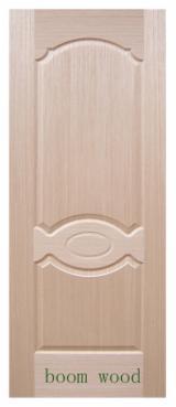高密度纤维板(HDF), 白橡木, 门皮板