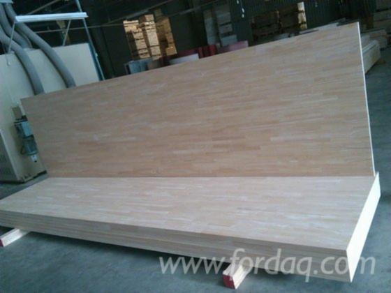 Vendo-Pannello-Massiccio-Monostrato-Rubberwood-12--15--18--24--30--35--40--45--50--56