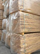 Unedged Softwood Timber - Cembran Pine, Swiss Pine -  Loose 28; 38; 48; 58; 78; 98;  mm Austria