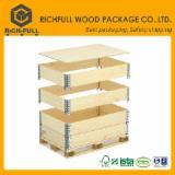 栈板、包装及包装用材 亚洲 - 圍板箱