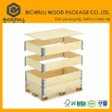 Pallets, Packaging And Packaging Timber Asia - New Fir / Spruce / Pine Pallet Collars