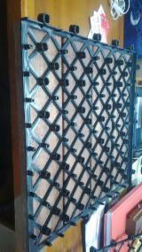 Garden Wood Tile Garden Products - Camphor Garden Tiles