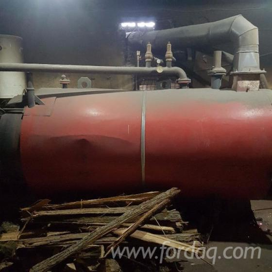 Used Ahena 300kw 2005 Boiler Systems With Furnaces For ...
