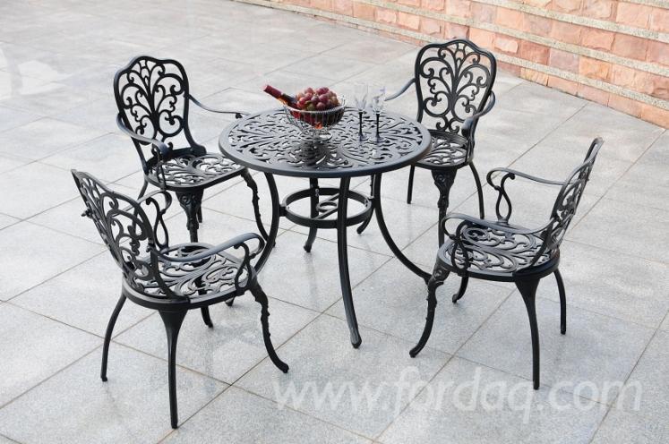 Vender-Cadeiras-De-Jardim-Tradicional-Outros-Materiais-A%C3%A7o-Inoxid%C3%A1vel