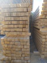 Estonia aprovizionare - Vand Structuri, Grinzi Pentru Schelete, Capriori Mesteacăn 100 mm