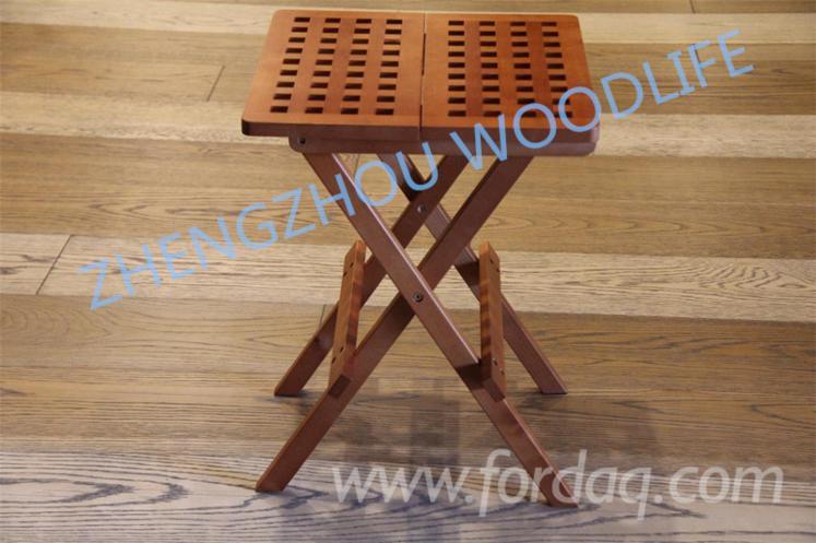 Vend-Tables-De-Jardin-Art---Crafts-Mission-Feuillus-Asiatiques