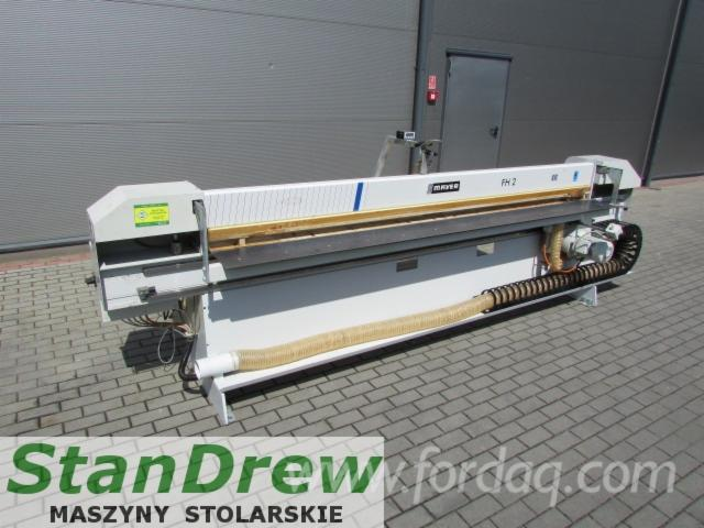 CIRCULAR-SAW-For-VENEER-MAYER-FH2-With