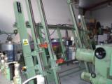 Woodworking Machinery - Automatically Fed Press For Veneering Flat Surfaces Triumph 5-DM