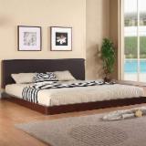 Mobilier Dormitor - Vand Paturi Design Foioase Din America De Nord Stejar Alb