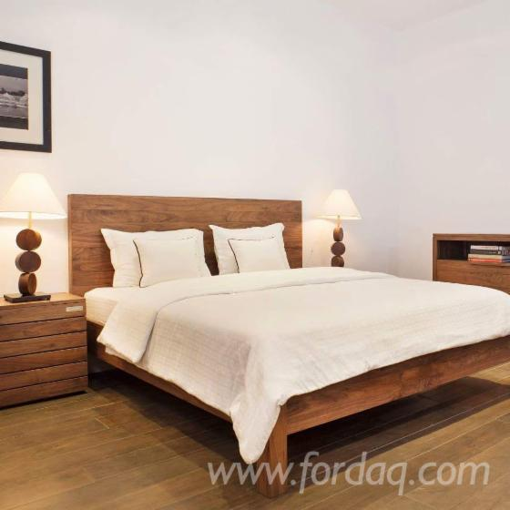 White Oak Beds - Furniture from Vietnam