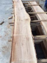 null - Need to import Turkish Oak Square Logs and Unedged Lumber