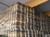 Bélgica Suministros - Comprado Pallet Euro - Epal Reciclado, Usado Buen Estado Bélgica