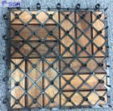 Terrassenholz Zu Verkaufen - Robinie , Rutschfester Belag (1 Seite)