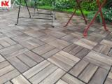 Garden Products For Sale - Ecofriendly Acacia Wood Flooring Deck from Vietnam