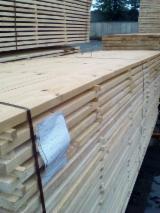 Nadelschnittholz, Besäumtes Holz Kiefer Pinus Sylvestris - Föhre Zu Verkaufen - Kiefer  - Föhre, Vakuum Getrocknet