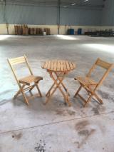 Garden Furniture - Picnic Acacia Garden Set
