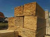 Nadelschnittholz, Besäumtes Holz Tanne Weiß- - Balken, Douglasie , Tanne , Fichte