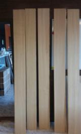 Zweischicht- Dreischichtparkett Zu Verkaufen - Eiche, Einblatt Breitdiele