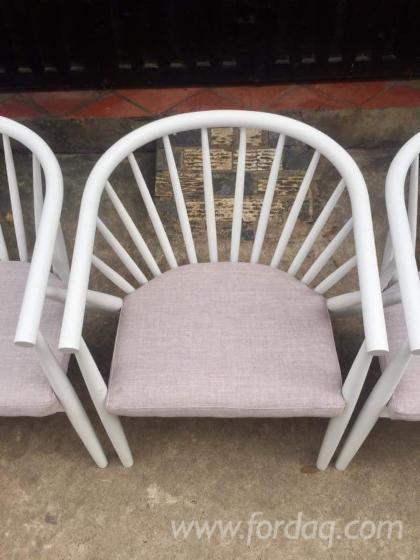 Genny Oak Chairs