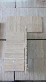 Pavimentazione in Legno Massiccio - Vendo Parquet In Legno Massiccio Bisellato Rovere 10 mm