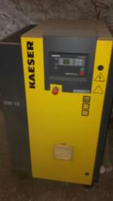 Used KAESER SM12 + TA11 2010 For Sale Italy