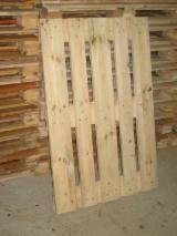 Poland Pallets And Packaging - Any Pine / Spruce Pallets