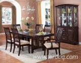 Dining Room Furniture For Sale - Acacia / Rubberwood Dining Sets