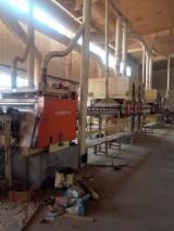 MDF production line/MDF mills/MDF equipment/wood based panel line