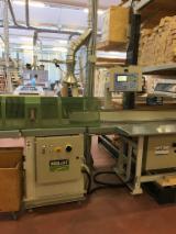 Trouvez tous les produits bois sur Fordaq - hak srl - Vend Scie Circulaire Pour Optimisation Procut KS450 Occasion Italie