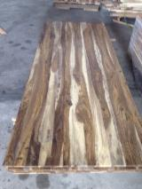 1 Schicht Massivholzplatten, Wenge