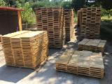 Standing Timber - OAK details