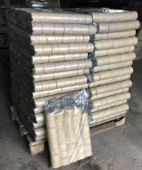 Firewood, Pellets And Residues - Oak Wood Briquets 9 cm