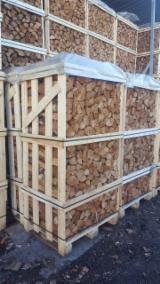 Russland - Fordaq Online Markt - Schwarzerle, Birke, Espe, Aspe Brennholz Gespalten 3-16 cm