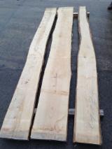 硬木木材 - 注册查看最好的木制品 - 毛边材-木材方垛, 棕灰, 白色灰