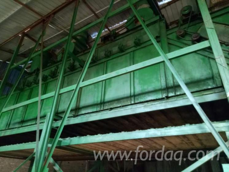 OSB-Plants-OSB-production-line-Particle-board